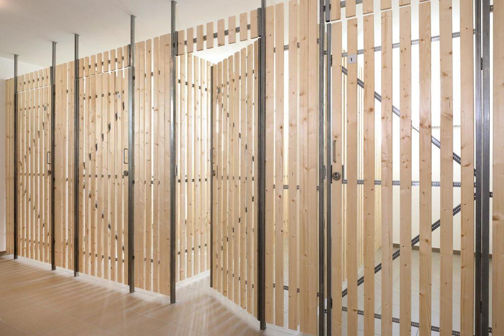 Stabile Holz-Kellertrennwandsysteme mit einzigartigen Vorteilen. Eigenes Motageteam, faire Preise und Top-Qualität